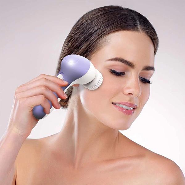 Kit Spa Facial Lilas 4 em 1 - Multilaser