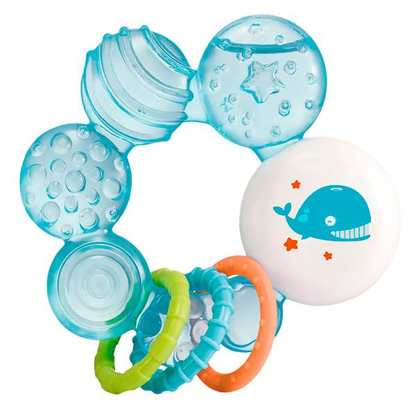 Mordedor com Água Cool Play (Azul) - Multikids Baby