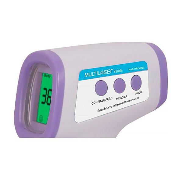 Termômetro Digital sem Contato - Multilaser