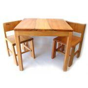 Conjunto de Mesa e Cadeiras O Pequeno Francisco