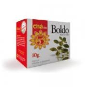 Chá das 5 - Boldo - Mate Laranjeiras 10g