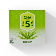 Chá das 5 - Cidreira - Mate Laranjeiras 12g