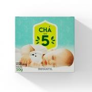 Chá das 5 - Infantil - Mate Laranjeiras 10g