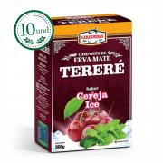 Combo Tereré Cereja Ice - Composta de Erva Mate - 10 Und