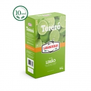 Combo Tereré Limão - Sede Zero - Composta de Erva Mate - 10 Und