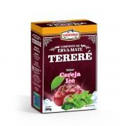 Tereré - Cereja Ice - Composta de Erva Mate - 500g - Mate Laranjeiras