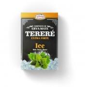 Tereré - Ice - Boldo, Menta e Mentol - Extra-forte - Composta de Erva Mate - 500g - Mate Laranjeiras