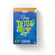 Tereré - Téres Premium - Detox: Limão Menta e Gengibre - Composta de Erva Mate - 250g - Mate Laranjeiras