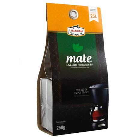 Chá Mate Laranjeiras Tostado em Pó - 250g