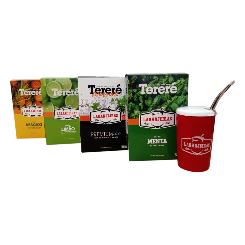 Combo Flavour Mixture - Tereré