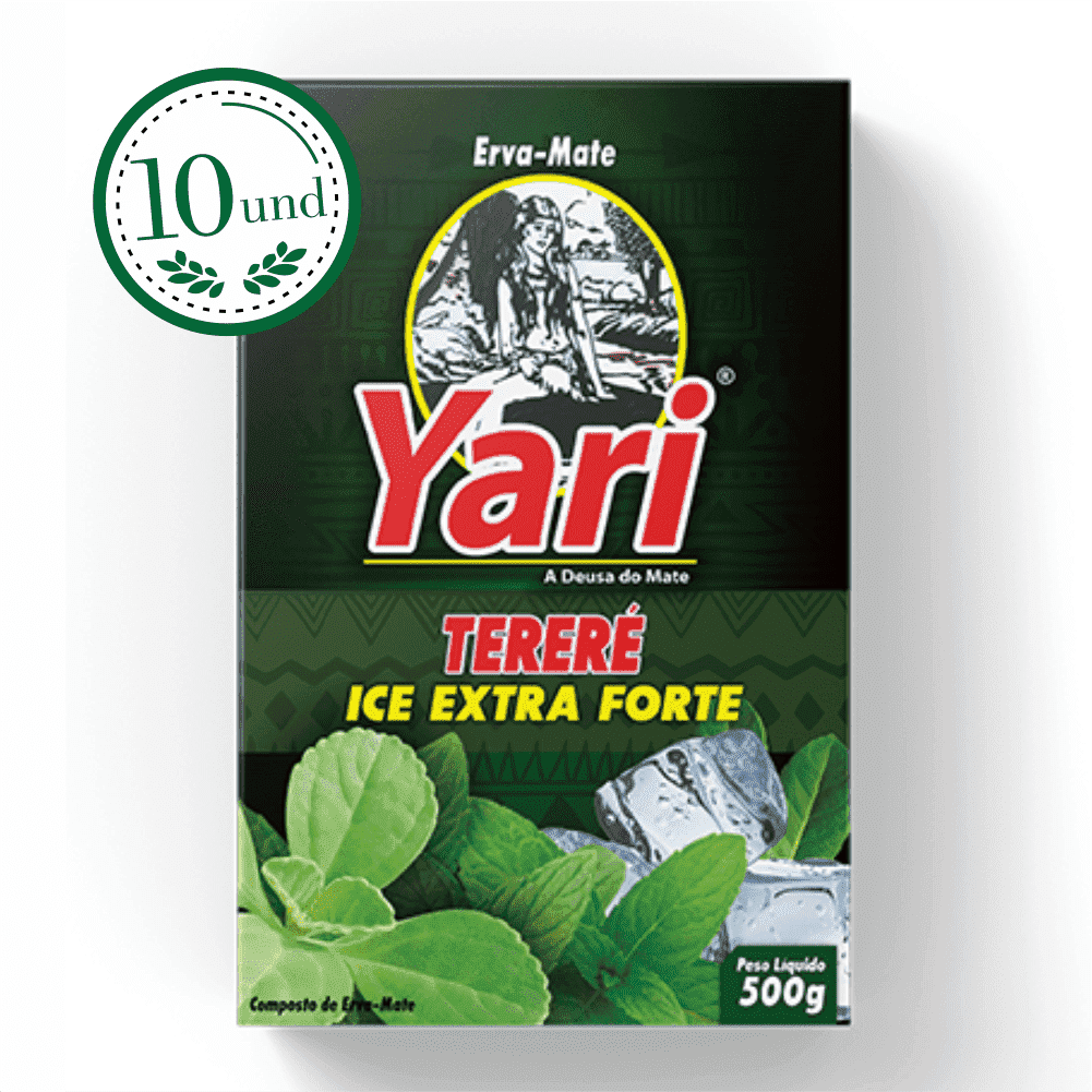 Combo Tereré Ice Extra-Forte - Yari - 10 Und