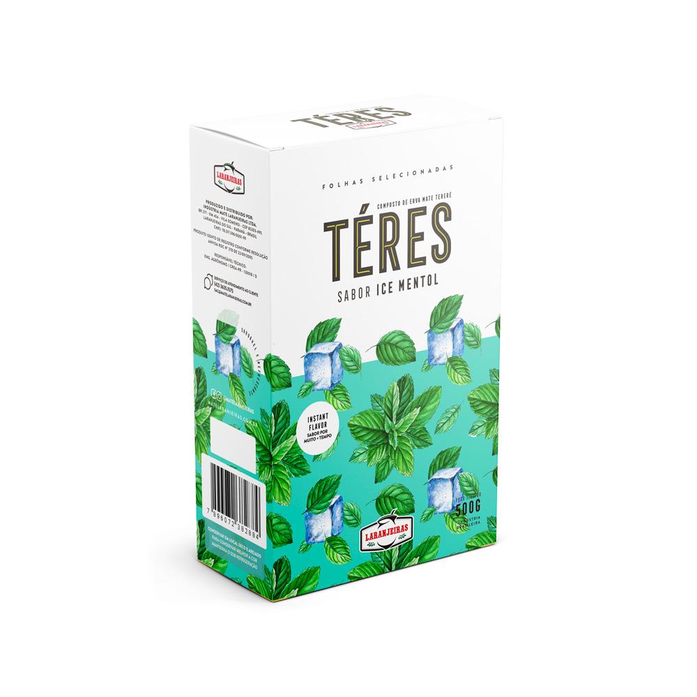 Combo Téres - Tereré Premium Mate Laranjeiras - 3 Und