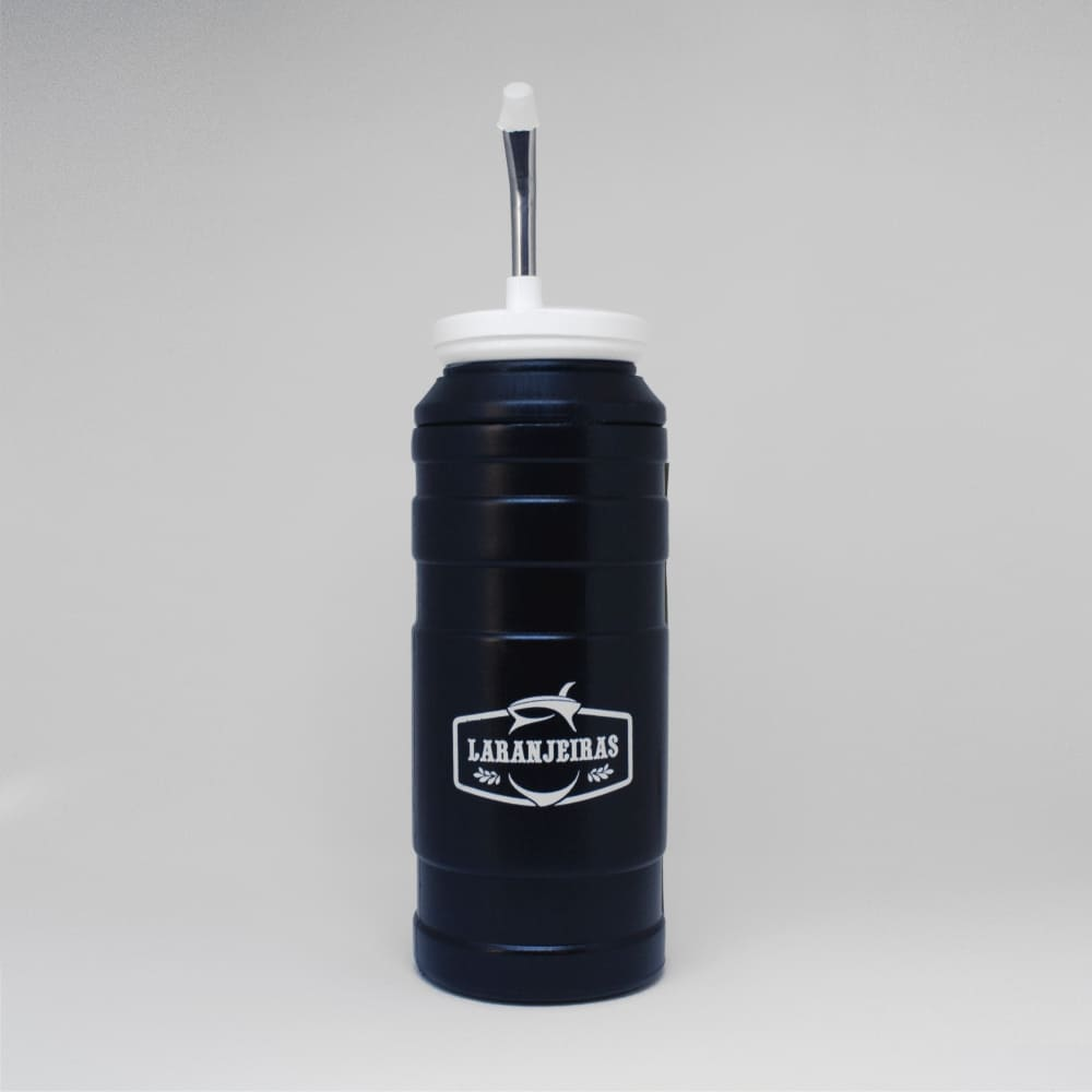 Copo Cuia Térmica com Bomba para Tereré - 500ml