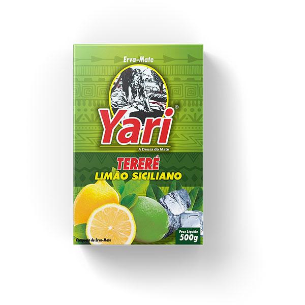 Tereré - Limão Siciliano - Yari - 500g