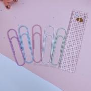 Big Clip Pastel 10cm