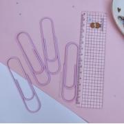 Big Clip Rosa 10cm
