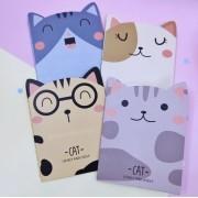 Caderno Gato