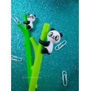 Caneta Bambu Panda