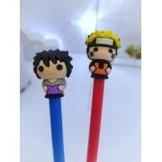 Kit caneta Naruto&Sassuke