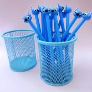 Porta Lápis Azul Pastel