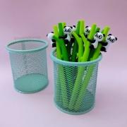 Porta Lápis Verde Pastel