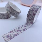 Washi Tape Ouriços