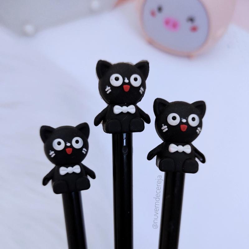 Caneta Black Cat  - Nuvem de Cereja
