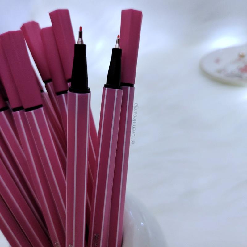 Caneta Fine Liner Rosa  - Nuvem de Cereja