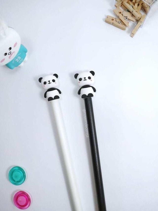 Caneta Panda Cute  - Nuvem de Cereja