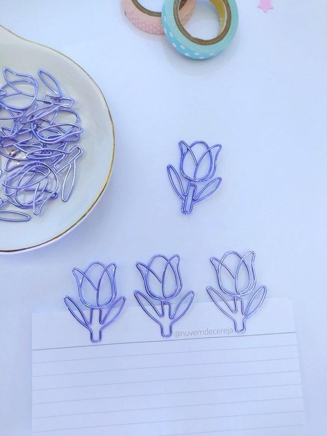 Clips Tulipa  - Nuvem de Cereja