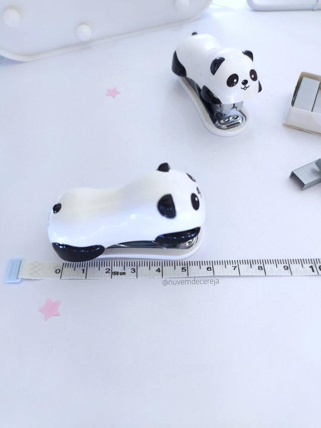 Grampeador Panda  - Nuvem de Cereja