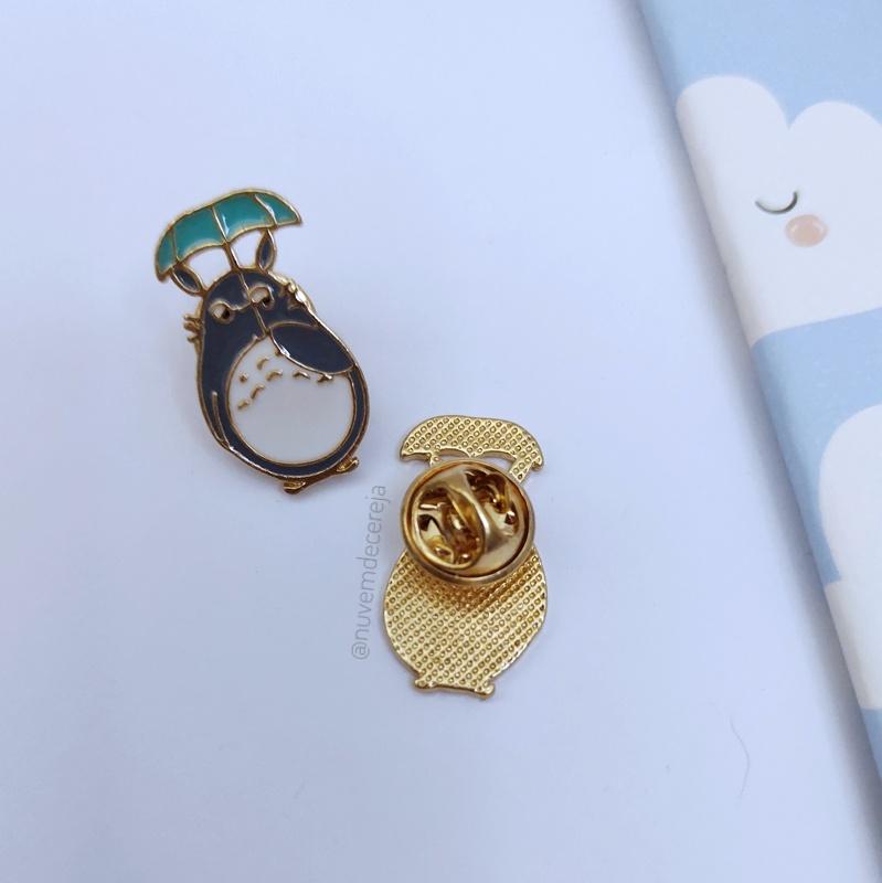 Pin Totoro  - Nuvem de Cereja