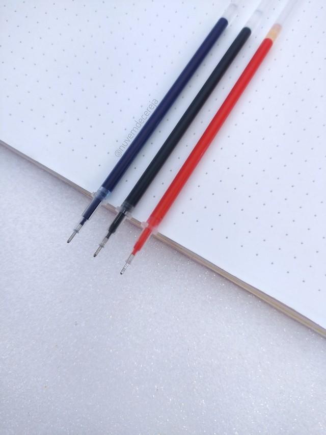 Refil para caneta 0.5  - Nuvem de Cereja
