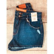 Short Jeans Pluz Size Basic