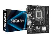 ASROCK B460M-HDV p/ Intel LGA1200 2xDDR4/1xPCI-e/4xSATA/1xM.2
