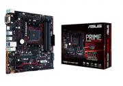 ASUS PRIME B450M-GAMING/BR p/ AMD AM4 4xDDR4/1xPCI-e/6xSATA/1xM.2