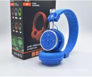 Fone De Ouvido Bluetooth B-05 Azul