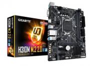 GIGABYTE H310M M.2 2.0 p/ Intel LGA1151 2xDDR4/1xPCI-e/4xSATA/1xM.2