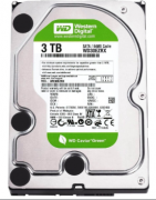 HD Sata Western Digital Interno 3TB 7200 RPM WD30EZRX