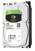 Hd Seagate 3tb Sata Iii 3.5 Pc Barracuda 5400rpm 256mb St3000dm007
