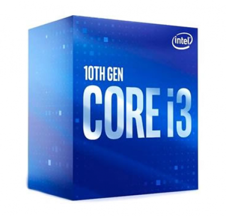 Intel Core i3-10100 3.6GHz/6MB/65W (4C/8T) LGA1200 BOX