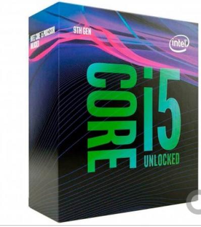 Intel Core i5-9400 2.9GHz/9MB/65W (6C/6T) LGA1151 BOX [SR3X5]