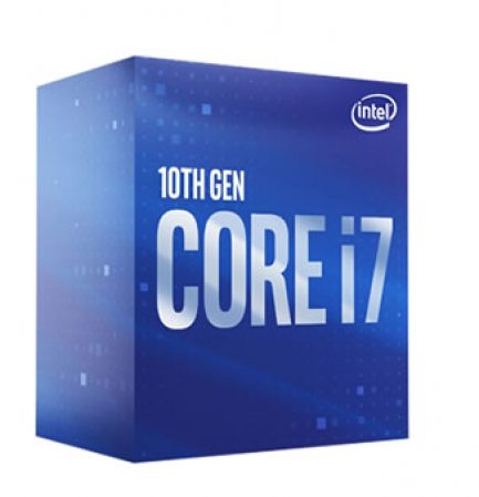 Intel Core i7-10700 2.9GHz/16MB/65W (8C/16T) LGA1200 BOX