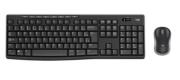 Kit Teclado + Mouse Sem Fio USB LOGITECH MK270 Multimídia Preto