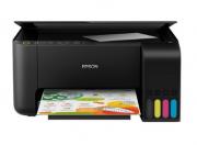 Multifuncional Epson Tanque de Tinta L3150 EcoTank Colorida, Wi-fi - Imprime, Digitaliza e Copia