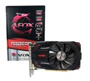 VGA PCI-e AMD Radeon RX 550 AFOX 2GB DDR5 128 bits (DVI-D/HDMI/DP)