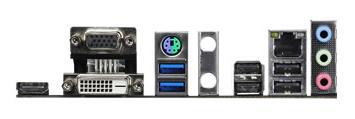 ASROCK H410M-HDV p/ Intel LGA1200 2xDDR4/1xPCI-e/4xSATA
