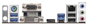 ASROCK Z390 PRO4 p/ Intel LGA1151 4xDDR4/2xPCI-e/6xSATA/2xM.2