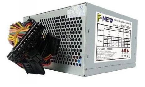 FONTE ATX 230W 20/24 PINOS F-NEW