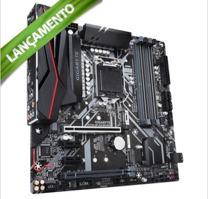 GIGABYTE Z390 M GAMING p/ Intel LGA1151 4xDDR4/2xPCI-e/6xSATA/2xM.2